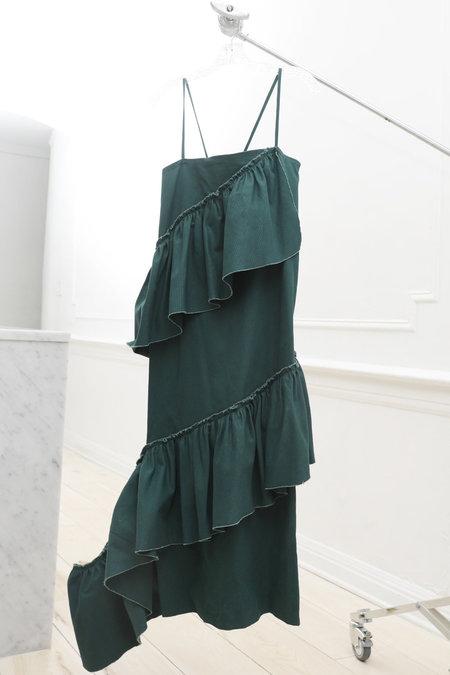 Collina Strada El Morro Ruffle Dress Long