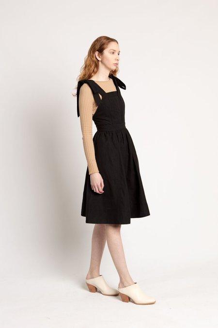 Ulla Johnson Black Madi Dress