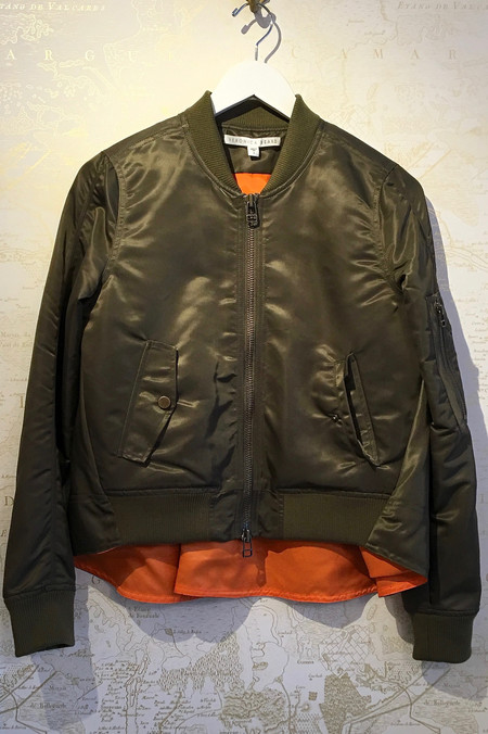Veronica Beard 'Hampton' Flight Jacket