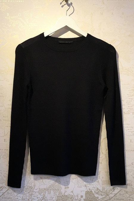 Jenni Kayne Silk Cashmere Long Sleeve Top