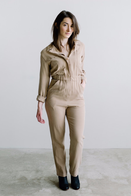 Sechung Work Coveralls
