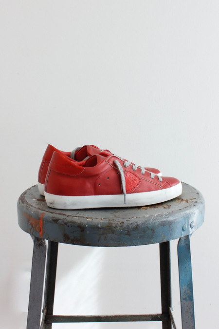 Phillipe Model Classic Veau low top