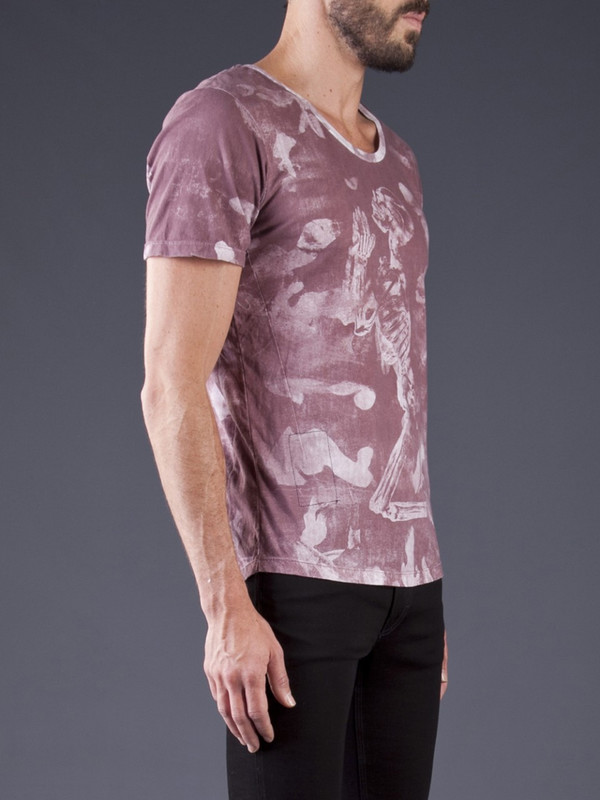MEN'S RELIGION CAMO CARRIERS TEE