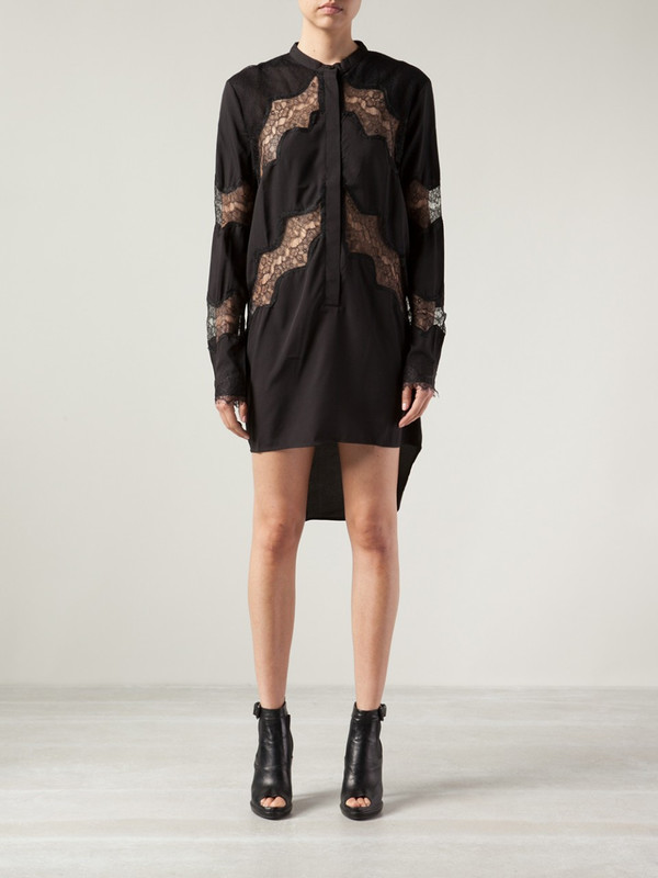 Religion Dystopia Shirt Dress