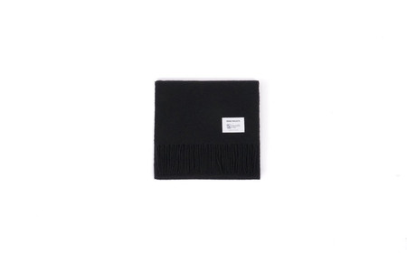 "Norse Projects x JOHNSTONS LAMBSWOOL SCARF ""BLACK"""