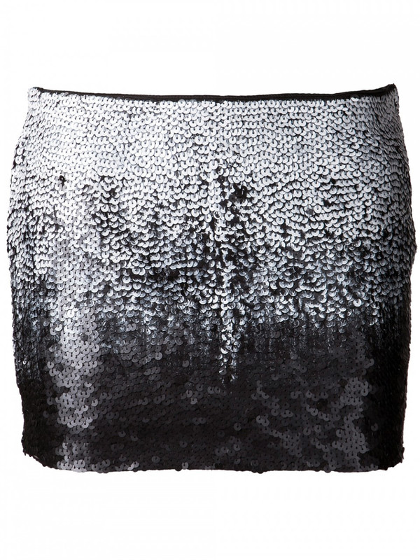 Religion Sequin Skirt