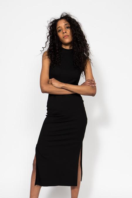 Nomia Maxi Mockneck Dress