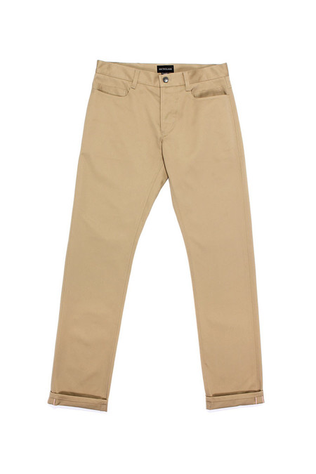 Outclass Selvedge Twill Pant | Tan
