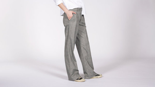 Lucca Couture x Wildfang The Redford Trousers