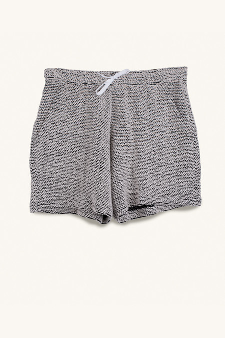 Pleasant Keep Warm Shorts in Beige