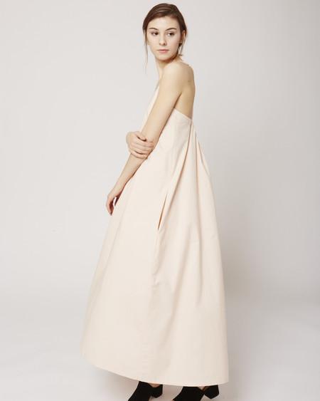 Micaela Greg Loop Dress in Bellini Pink
