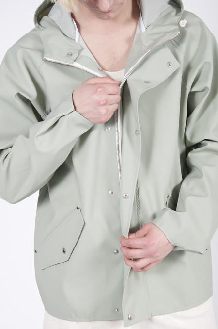 Norse Projects Anker Classic Perimeter Green