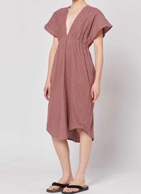 Built by Wendy Summer Dress - Bordeaux