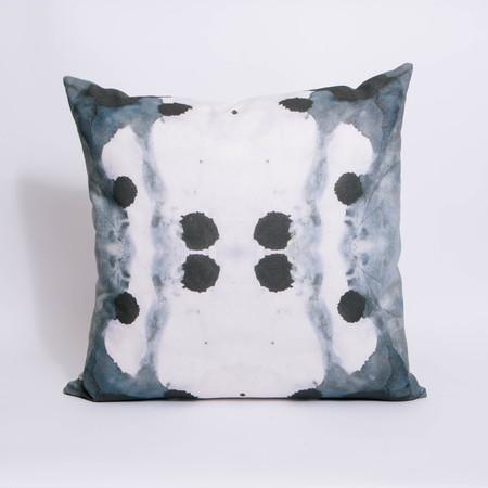 Eskayel Dynasty Indigo Pillow