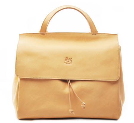 Il Bisonte Medium Natural A2618 Bag