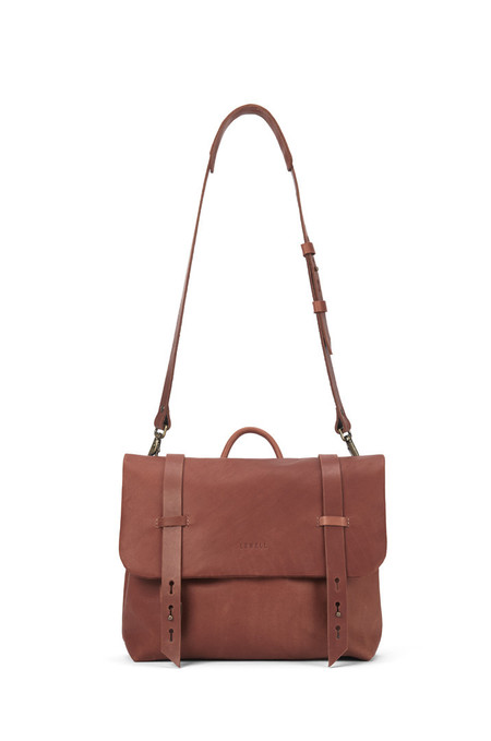 Lowell Dezery Cognac Nappa Leather