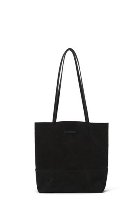 Lowell Jean-Talon Black Newport Leather