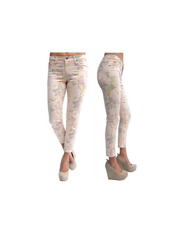 Yoga Jeans High Rise Skinny Ankle