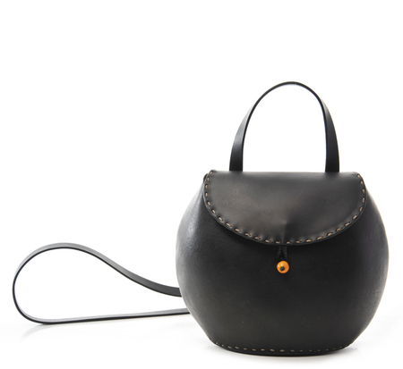 Henry Cuir Black Innocence Bag
