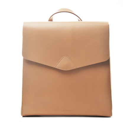 VereVerto Taupe Macta Bag