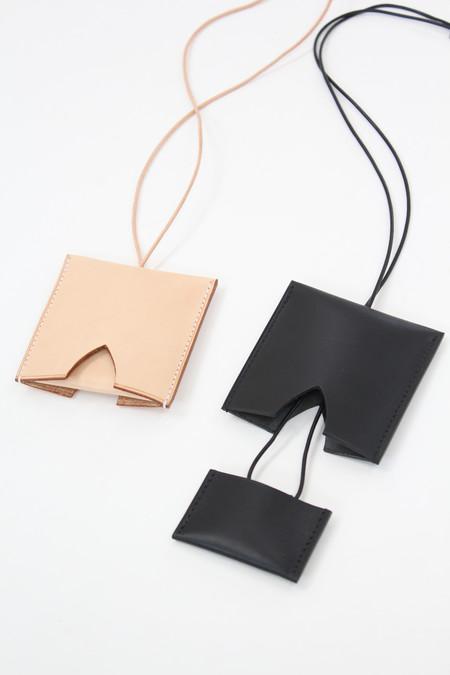Aswad Leather Case Necklace