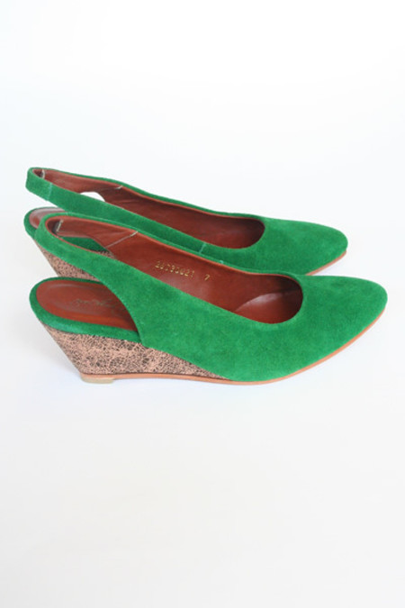 Rachel Comey Quill Shoe / Gently Worn Size 7
