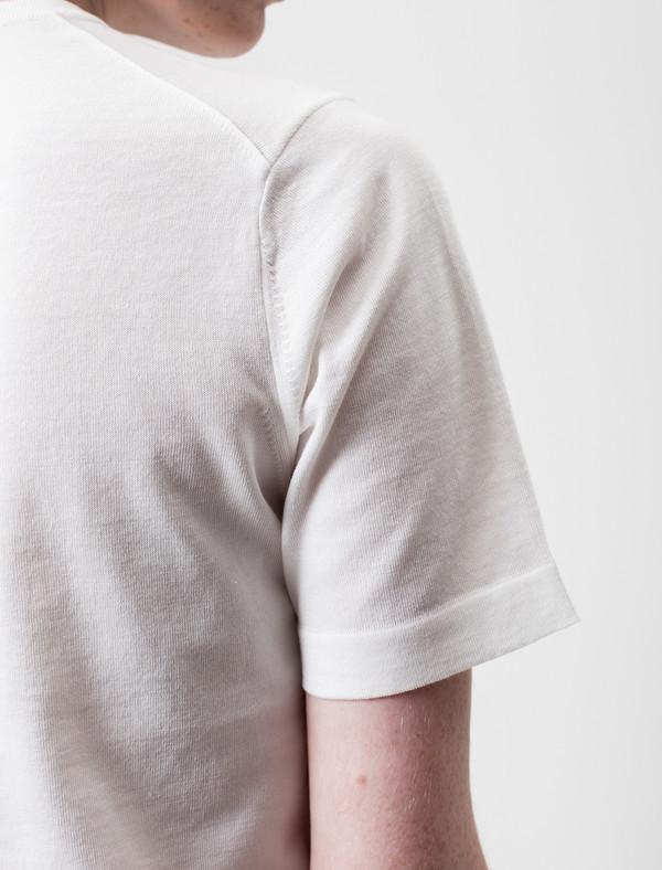 Niuhans Cotton Crew S/S Sweater