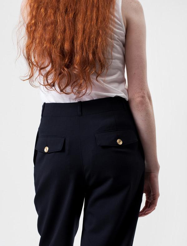 Acne Studios Marsy Wool Pant