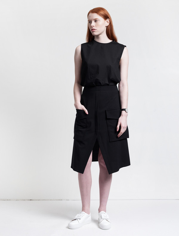 Acne Studios Pine Patch Skirt