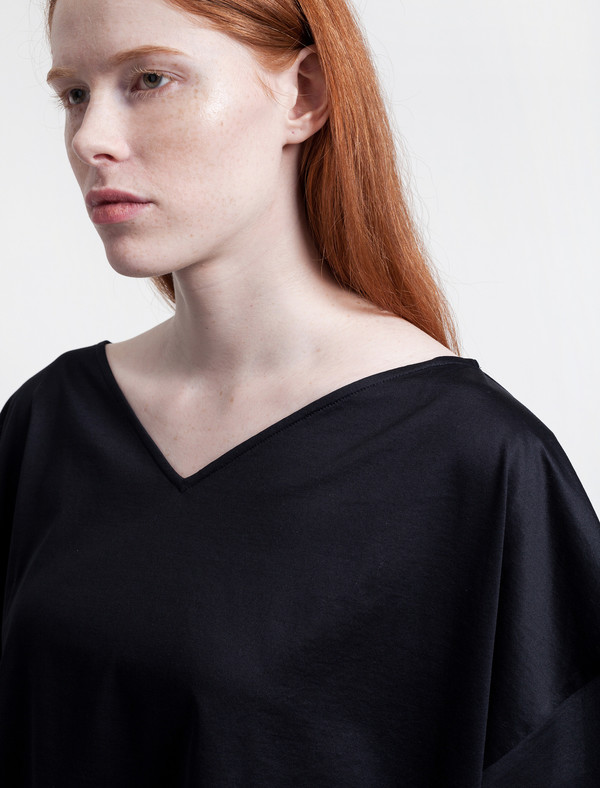 Acne Studios Susanna M Cot Dark Navy