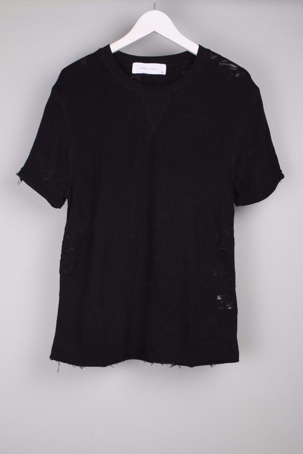 Iro.Jeans Gaetane Shirt Black