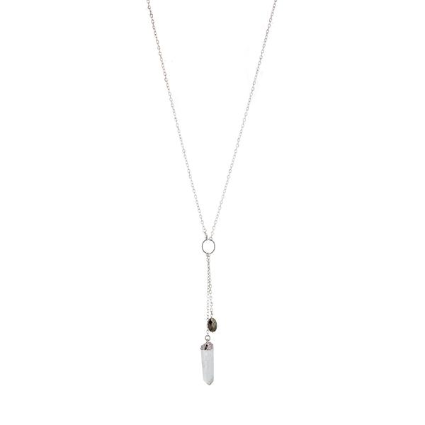 Bridgette Crystal Necklace
