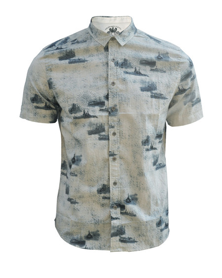 Men's Bolongaro Trevor Battle Ship Shirt