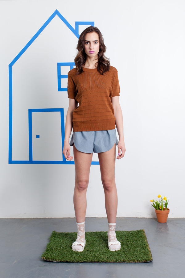 Harare Net Knit Tee