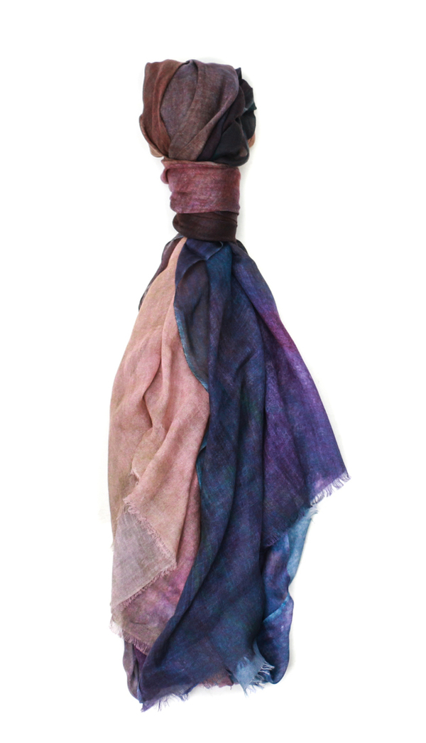 Manoosh Different Rules Cashmere and Modal Scarf