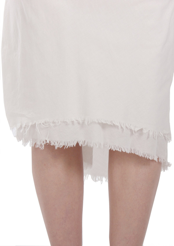 Prairie Underground Sirenuse Skirt in Oyster