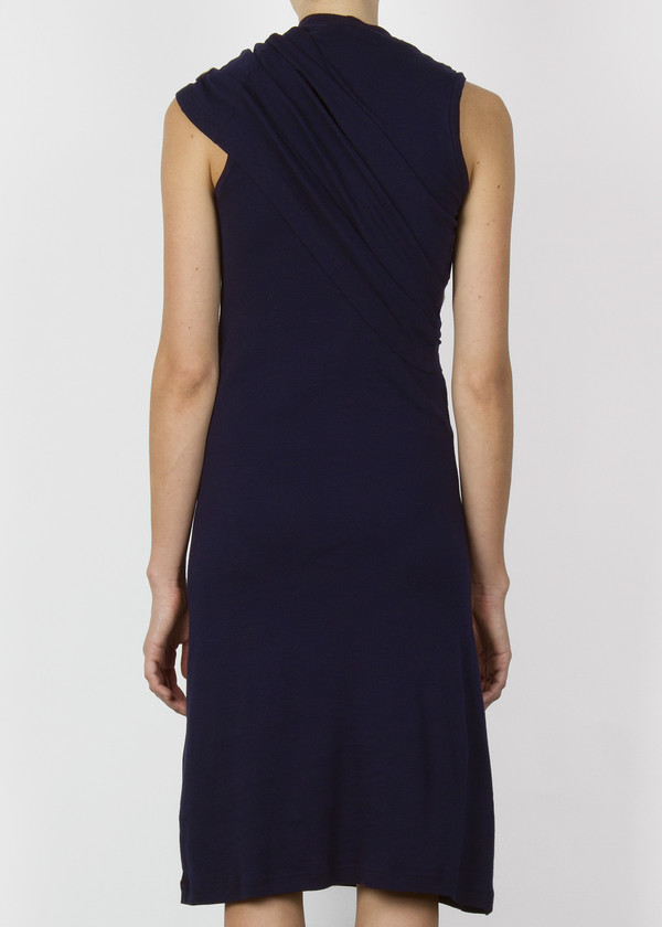 complexgeometries Axis Dress - navy