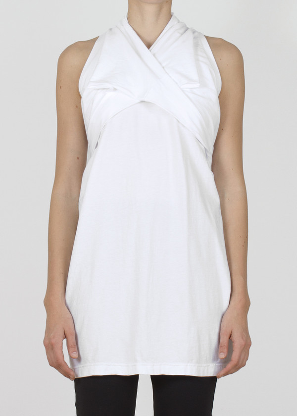 complexgeometries Binder Strap Tank - white