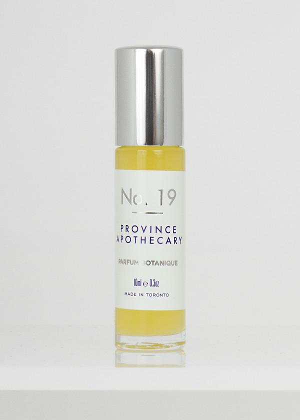 parfum botanique No. 19