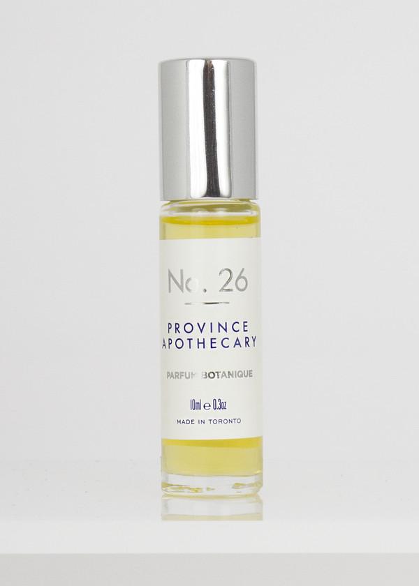 parfum botanique No. 26