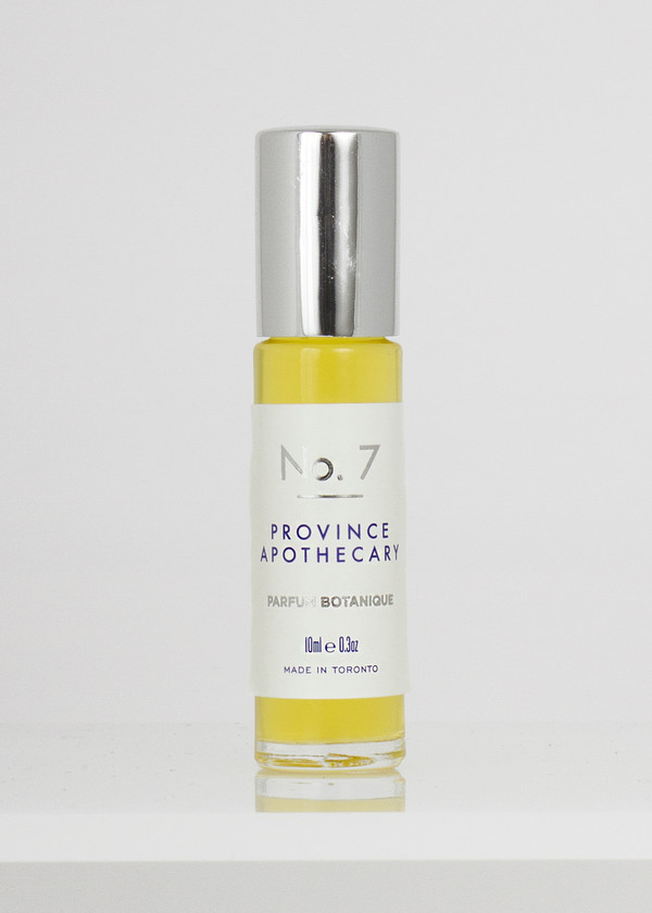 parfum botanique No. 7