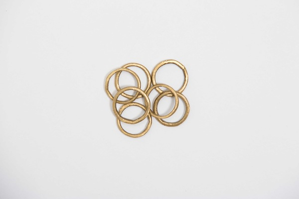 Osei-Duro Wawa Stacking Rings