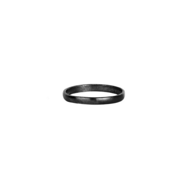 StillWithYou Simple Band Ring