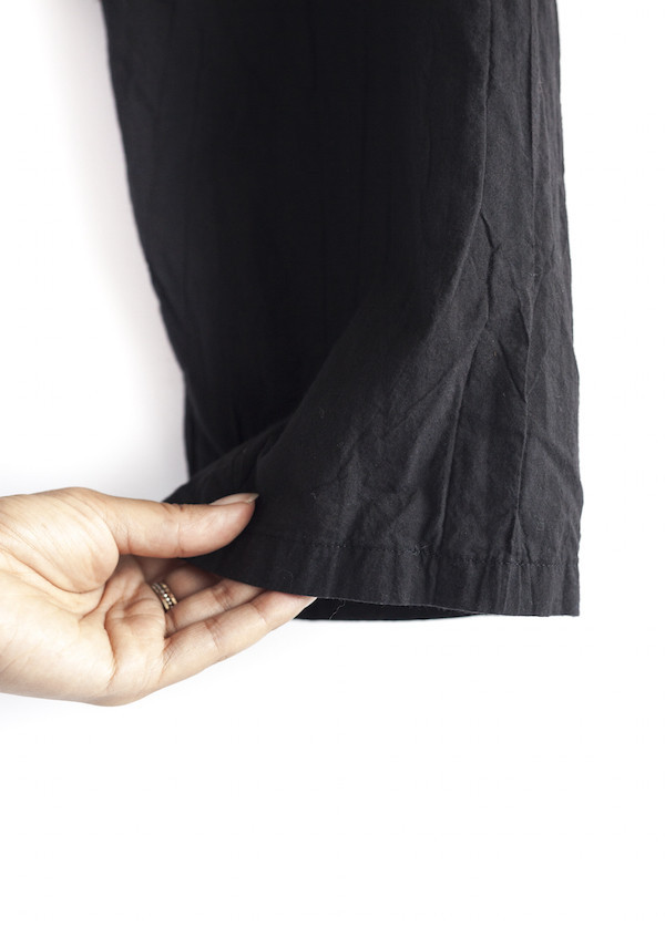 Uzi A Pant | Black
