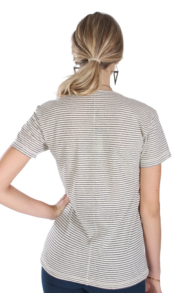 Rag & Bone Anya Striped Tee