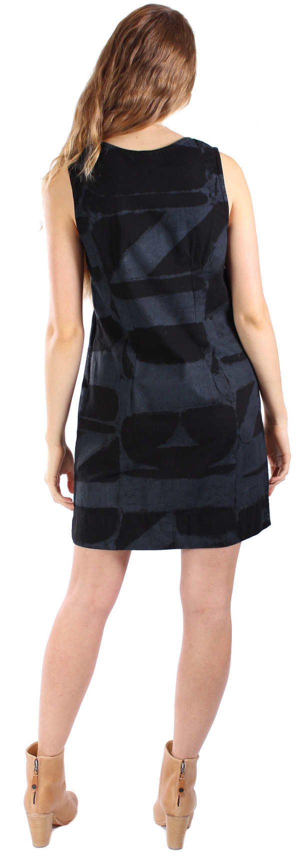 Prairie Underground Logomania Dress