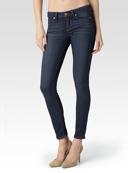 Paige Denim Verdugo Ankle Nottingham