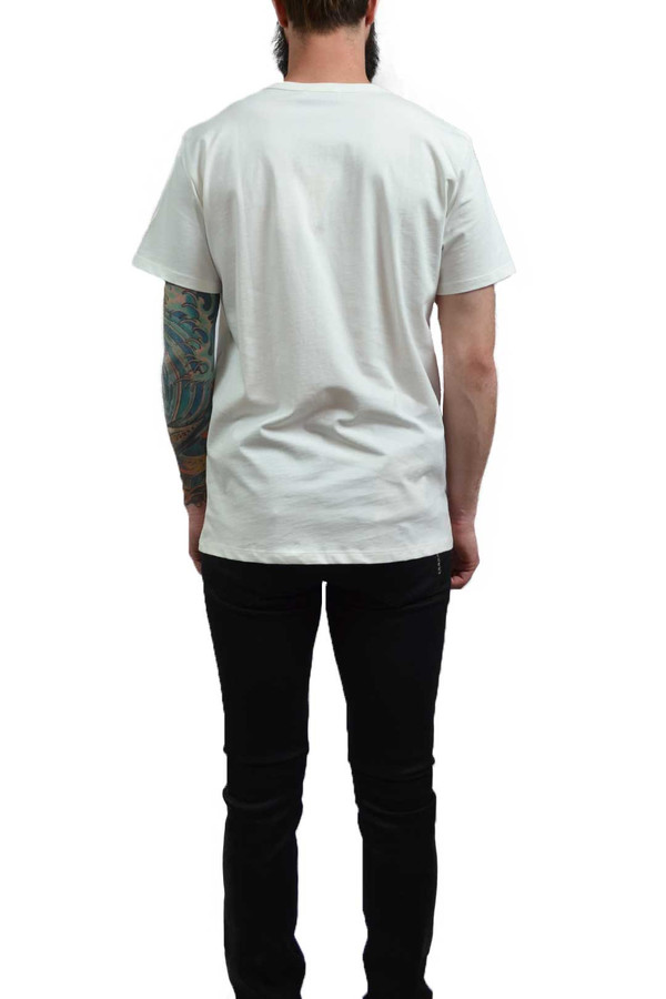 Men's Kitsune Moonassi Cuddle Tee