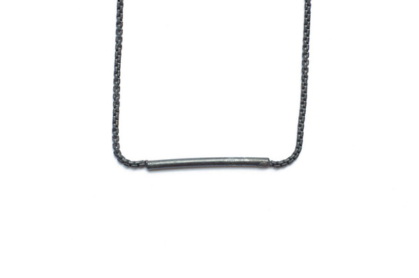 Psyche Floating Parallels Necklace