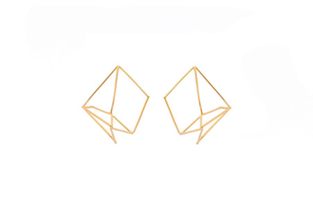 Psyche Matrix Earring